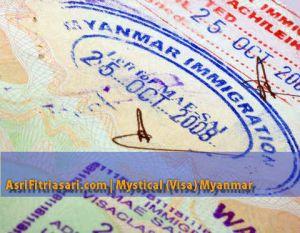 Mystical Visa Myanmar